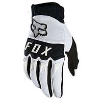 Gants Fox Dirtpaw 2021 Blanc