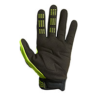 Guanti Fox Dirtpaw 2021 Giallo Fluo