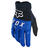 Guanti Fox Dirtpaw 2021 Blu