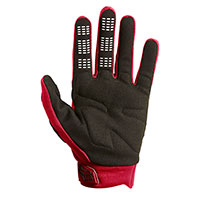 Fox Dirtpaw 2021 Gloves Flame Red