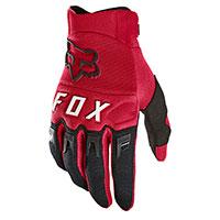 Gants Fox Dirtpaw 2021 Flame Rouge