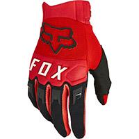 Guanti Fox Dirtpaw 2021 Rosso