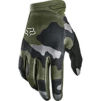 Fox Dirtpaw Przm Camo Gloves Green