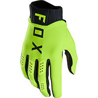 Guanti Fox Flexair Giallo Fluo