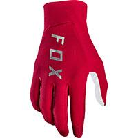 Guanti Mx Fox Flexair Rosso