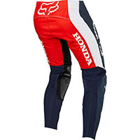 Fox Flexair Honda Mx Pants Blue Red