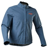 Fox Legion Packable Jacket Blue