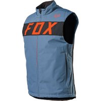 Fox Legion Wind Gilet Blue