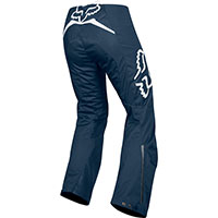 Pantaloni Mx Fox Legion Ex Navy Blu