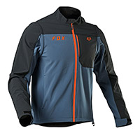 Giacca Fox Legion Softshell 2021 Blu Steel