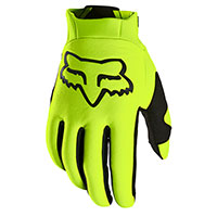 Guanti Fox Legion Thermo Giallo Fluo