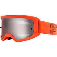 Fox Main 2 Gain Mtb Spark Goggle Orange