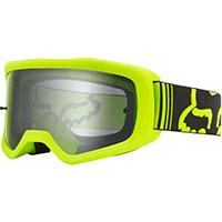Fox Main 2 Race Goggle Fluo Yellow
