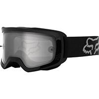 Fox Main X Stray Goggle Black