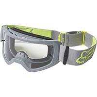 Fox Main Stray Goggle Steel Grey