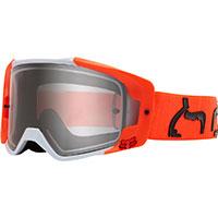 Fox Vue Dusc Mtb Goggle Fluo Orange