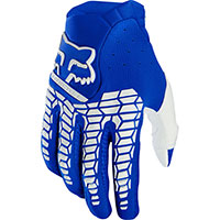 Gants Fox Offroad Pawtector Bleu