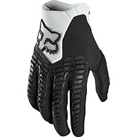 Fox Offroad Gloves Pawtector Light Grey