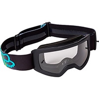 Fox Youth Main Dier Pc Goggle Yellow Fluo