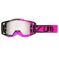 Just1 Goggle Iris Carbon Fluo Rosa