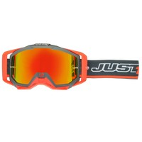 Just1 Goggle Iris Flame Grey