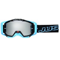 Just1 Goggle Iris Neon Black/blue