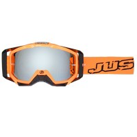 Just1 Goggle Iris Neon Black/orange
