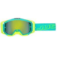 Just1 Goggle Iris Giallo Blu Neon