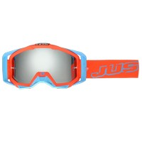 Just1 Goggle Iris Neon Red Blue