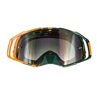 Mt Helmets Mx-Evo Stripes Gafas naranja