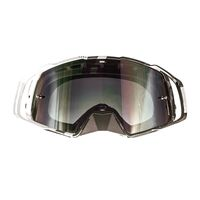 Mt Helmets Mx-Evo Stripes Gafas blanco