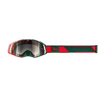Mt Helmets Mx-Evo Stripes Gafas rojo