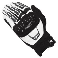 Held Offroad Backflip Gloves White Black