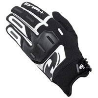 Held Offroad Hardtack Gloves Black White