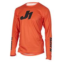 Maglia Just-1 J-essential Solid Arancio
