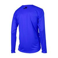 Maglia Just-1 J-essential Solid Blu