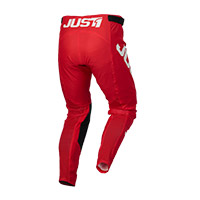 Pantaloni Just-1 J-essential Rosso