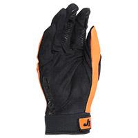 Guantes Just-1 J Flex naranja