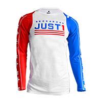 Camiseta Just-1 J Flex USA Flag Limited Edition