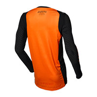 Camiseta Just-1 J Flex Aria naranja