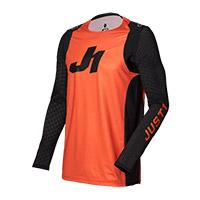 Camiseta Just-1 J Flex Aria naranja
