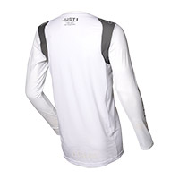 Camiseta Just-1 J Flex Aria blanco