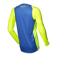 Camiseta Just-1 J Flex Aria azul amarillo