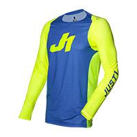 Just-1 J Flex Aria Jersey Blue Yellow