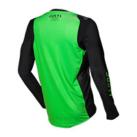 Camiseta Just-1 J Flex Aria verde fluo