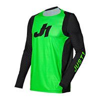 Just-1 J Flex Aria Jersey Green Fluo