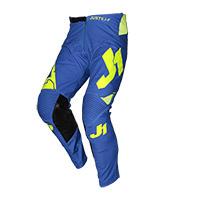 Pantaloni Just-1 J Flex Aria Blu Giallo