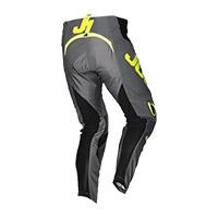 Pantaloni Just-1 J Flex Aria Grigio Giallo