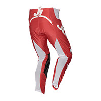 Pantaloni Just-1 J Flex Aria Rosso Bianco