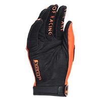 Guantes Just-1 J Force X naranja